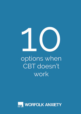 Options when CBT doesn't work