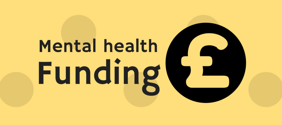 Mental health funding