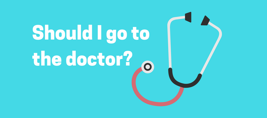 Should I go to the doctor about anxiety?
