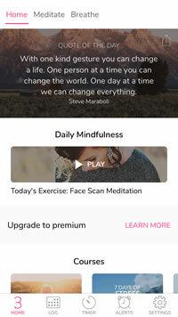 3 Minute Meditation app
