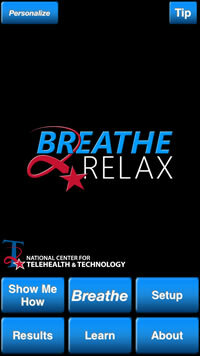 Breathe 2 Relax app