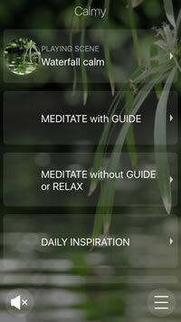 Calmy app