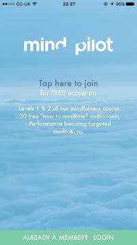 MindPilot app