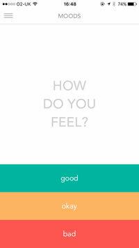 Moods app