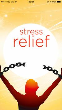 Stress Relief app